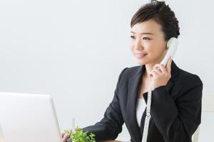 入社までの流れ2 キャリアコンサルタントから連絡がきます。
